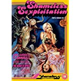 Shameless Sexploitation Boxset [DVD] (Love Goddess of the Cannibals, Satan's Baby Doll & The Beast in Space)by Sirpa Lane