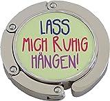 """Rannenberg Klack der Taschenhalter """"Lass mich ruhig Hängen"""" Tasche Halter Reise"""