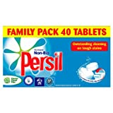 Persil The Original Non-Bio 40 Tablets 20 Washes 4 x 1.2kg