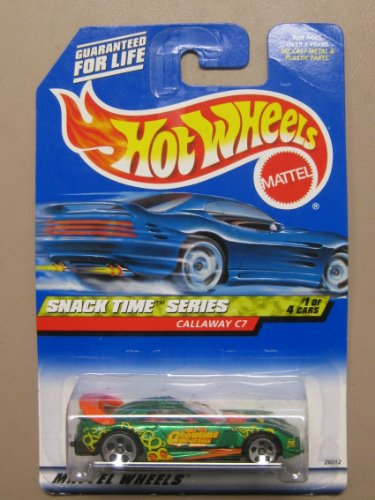 Hotwheels Snack Time Series 2000-013-Callaway C7