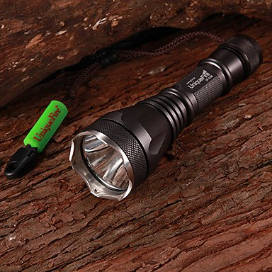 Mch-Uf-2190 Xm-Lt6 3-Mode 1000Lumen White Led Flashlight With Strap(1X18650)