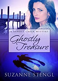 (FREE on 12/2) Ghostly Treasure by Suzanne Stengl - http://eBooksHabit.com
