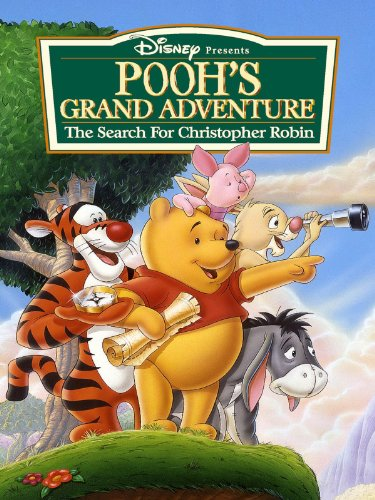 Amazon Com Pooh S Grand Adventure The Search For