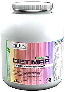 Reflex Nutrition 2.4kg Vanilla Diet MRP