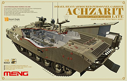 meng-israel-achzarit-late-heavy-armored-personnel-carrier-model-kit