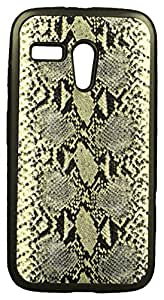 Zeztee ZT7379 Multicolor print Mobile Back Cover For Motorola Moto G