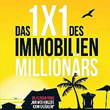 Das 1x1 des Immobilien Millionärs Hörbuch von Florian Roski Gesprochen von: Matthias Lühn
