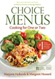 Choice Menus: Cooking For One Or Two (Second Edition)