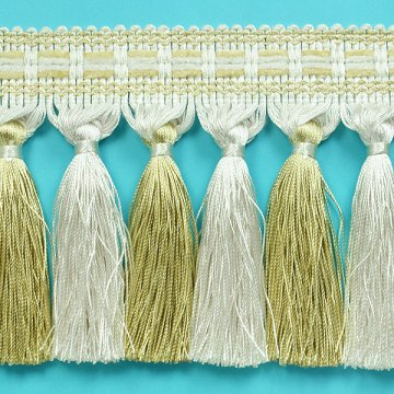 Talia Twisted Tassel Fringe Trim