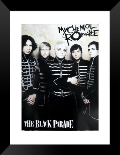 My Chemical Romance Gerrard Way Poster Mini A3 16.5 X 11.7 In sale off 2016