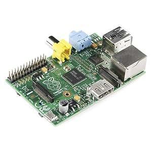 Raspberry Pi Model B 756-8308 Motherboard (RASPBRRYPCBA512)