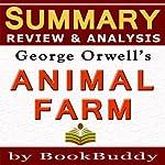 Summary, Review & Analysis: George Orwell's Animal Farm |  BookBuddy