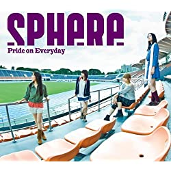 Pride on Everyday(初回生産限定盤)(DVD付)