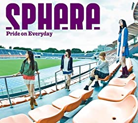 Pride on Everyday(初回生産限定盤)(DVD付) [Single, CD+DVD, Limited Edition, Maxi]