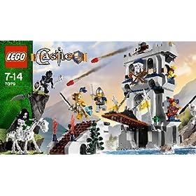 レゴ・キャッスル黄金戦士の塔8036