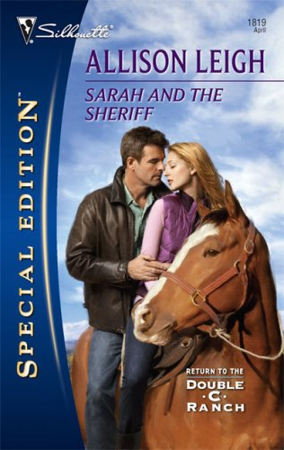 Image of Sarah And The Sheriff (Silhouette Special Edition)