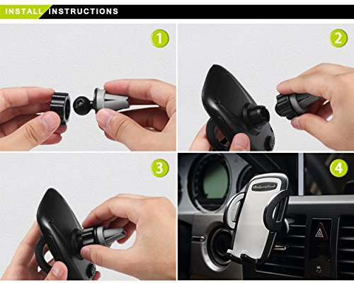 Budget&Good Car Mount Holder Cradle with