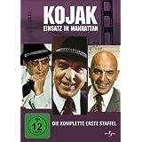 """Kojak - Einsatz in Manhattan: Die komplette erste Staffel [7 DVDs]von """"Telly Savalas"""""""