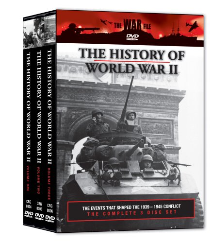 Cover art for  History of WWII