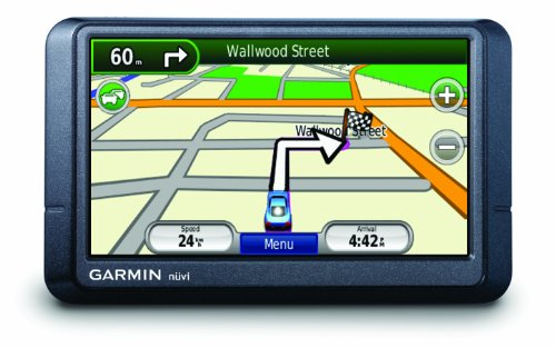Garmin Nuvi 255W Satellite Navigation