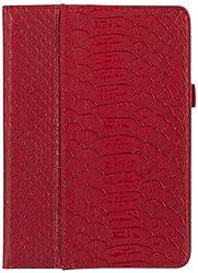 Red Python Folio Case for iPad mini