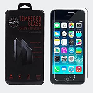 OEM Screen Protector Premium Tempered Glass with round edges Glass for new iPhone 5