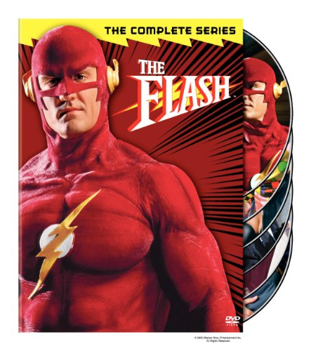 DVD : The Flash: The Complete Series [+Peso($32.00 c/100gr)] (US.AZ.15.79-0-B004EXWGJW.63515)