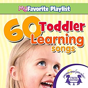 60 Toddler Learning Songs Audiobook