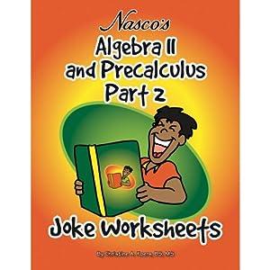 Amazon.com: Nasco TB23795T Algebra II and Precalculus Part ...