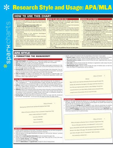 apa guideline for research paper