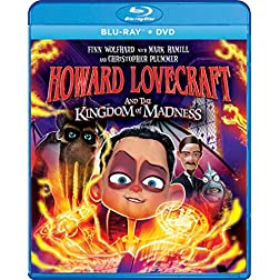 Howard Lovecraft And The Kingdom Of Madness [Blu-ray]
