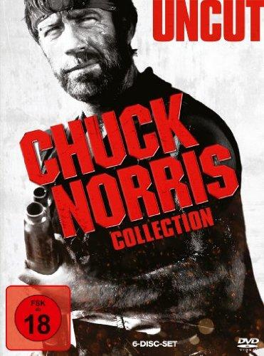 Chuck Norris Box [6 DVDs]