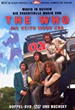 The Who - Keith Moon ra 2dvdGerman Book DVD New The Who