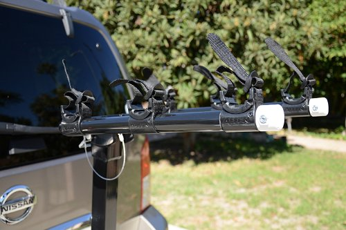 Bike Racks For Trucks Hitch 3 Allen Deluxe Bike Hitch Mount