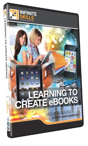 Infinite Skills - Learning To Create eBooks (PC/Mac)