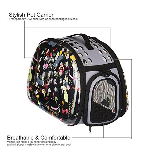stylish-folding-pet-carrier-portable-comfort-soft-travel-bag-transparency-cartoon-print-tote-bag-for