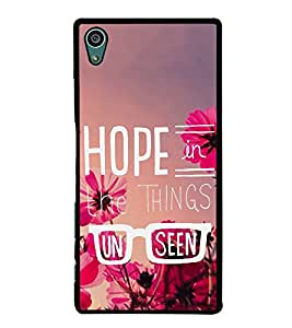 Life quote 2D Hard Polycarbonate Designer Back Case Cover for Sony Xperia Z5 :: Sony Xperia Z5 Dual