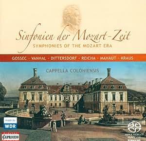 Mozart Era (Symphonies of Moza