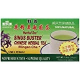Royal King Sinus Buster Chinese Herbal Tea (40g)(20 bags x 2g each) - 3 boxes