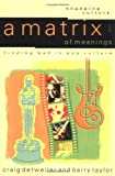 img - for A Matrix of Meanings: finding God in pop culture (Engaging Culture) book / textbook / text book