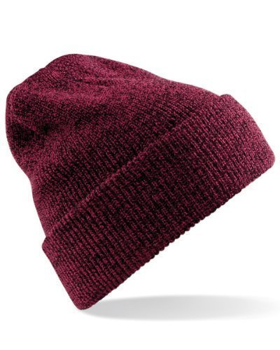 Heritage Beanie Antique Burgundy
