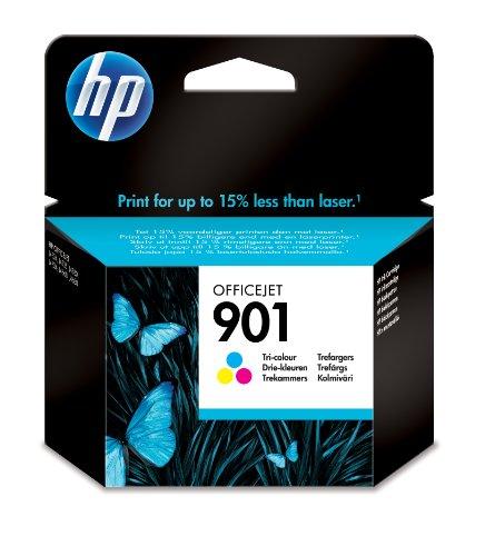 HP Tintenpatrone 901 dreifarbig 9ml 360 Seiten