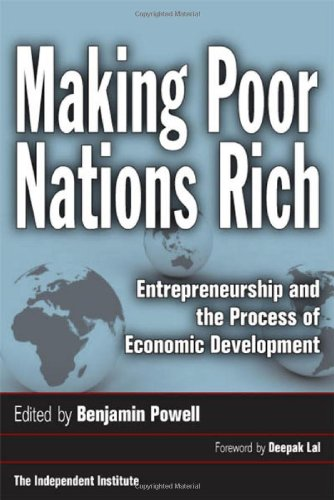 Making Poor Nations Rich: Entrepreneurship and