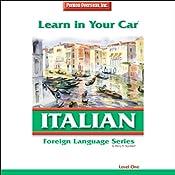 Learn in Your Car: Italian, Level 1 | [Henry N. Raymond]