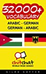 32000+ Arabic - German German - Arabi...