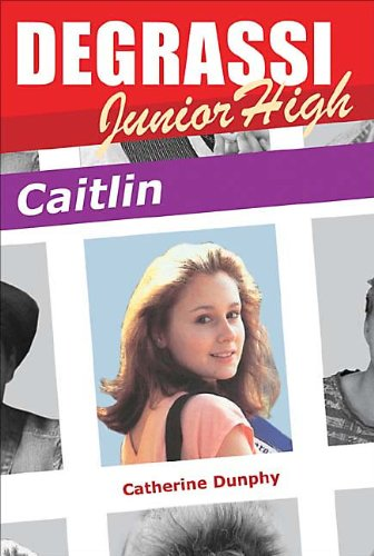 Caitlin (Degrassi Junior High): Catherine Dunphy: 9781550289237: Amazon.com: Books