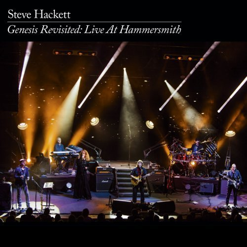 Genesis Revisited: Live at Hammersmith by HACKETT,STEVE (2013-10-29)