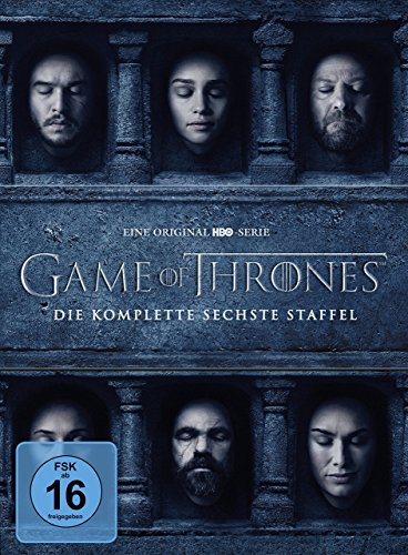 Game of Thrones - Die komplette sechste Staffel [Alemania] [DVD]