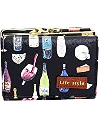 MOCA' Cute (Life Style) Portable Short Handy Womens Wallet Small Clutch Wallet Hand Purse For Womens Women's Girls...