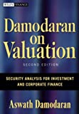img - for Damodaran on Valuation: Security Analysis for Investment and Corporate Finance (Wiley Finance) book / textbook / text book
